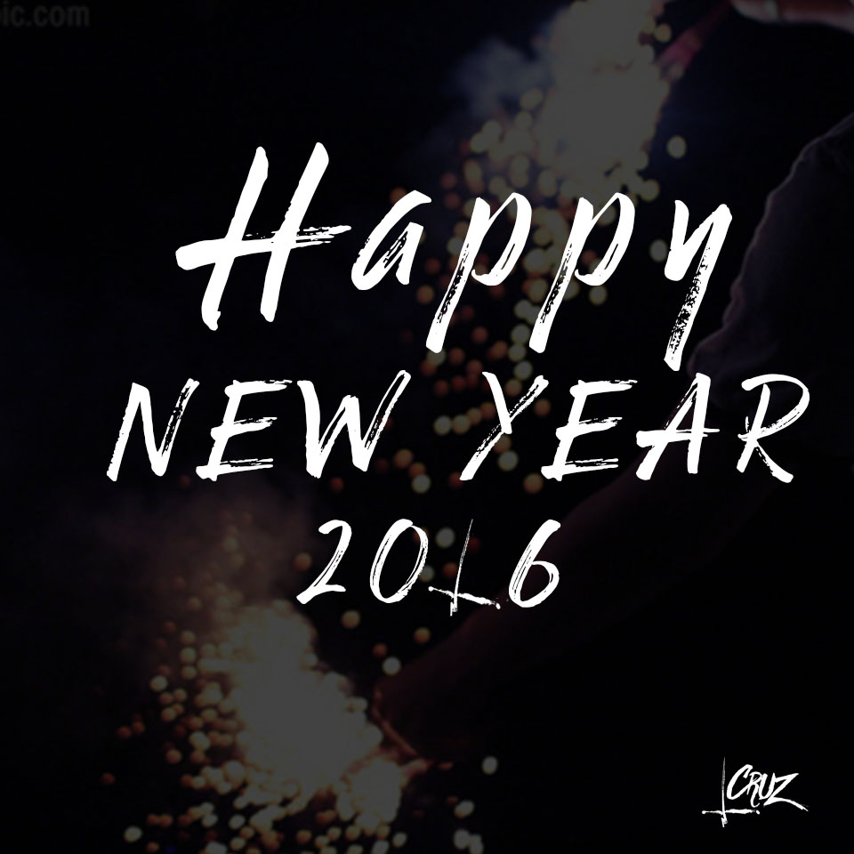 happy new year 2k16